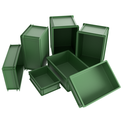 Eurobox Set 3D