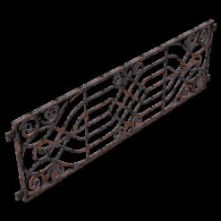 Zaunelement 3D