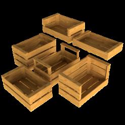 Obstkisten 3D