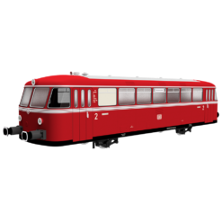 VT98 Steuerwagen